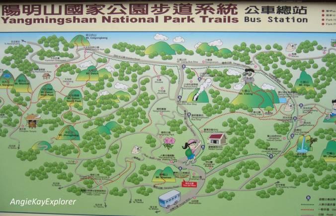 Taipei_Yangmingshan_map